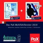 PaX-Wohlfühlfenster 2019