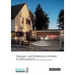 Garagen-Einfahrtstor-Antriebe